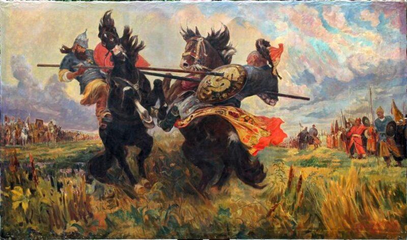 Подготовка к празднованию 650-летия Куликовской битвы