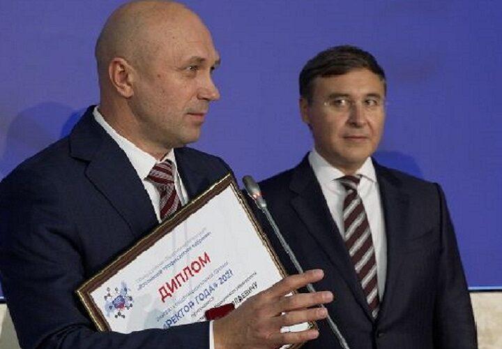 Ректор КубГМУ Сергей Алексеенко удостоен премии «Ректор года — 2021»